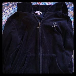 Real Juicy couture zip up size medium